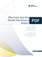 Why Every Java Developer Should Also Know and Use Oracle PLSQL