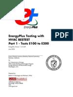 Energy Plus Epl Bestest Hvac