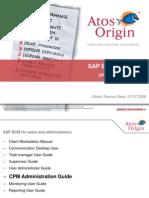 SAP BCM 5[1].5 CPM Administration v1.0