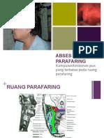 abses parafaring