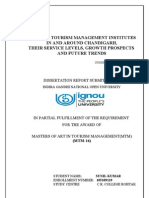 ignou mtm dissertation sample