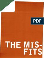 The Misfits - Conceptualist Strategies in Croatian Contemporary Art