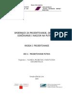 1-1-1 Planska Projektna i Investiciona Dokumentacija