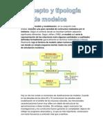 Concepto y Tipologia de Modelos - Leovardo
