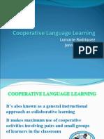 Cooperative Language Learning