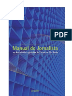 Manual do Jornalista Assembléia LegislatiVA