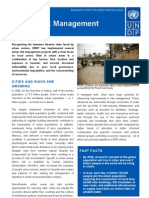 6Disaster Risk Reduction - Urban Risk Management