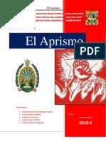ALIANZA POPULAR REVOLUCIONARIA AMERICANA