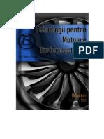 Tehnologii Pentru Motoare Turboreactoare