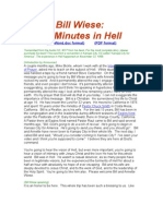 Bill Wiese- 23 Minutes in Hell