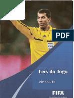 Leis Do Jogo 20112012