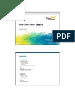 Data Center Design Power Session