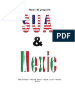 SUA si MEXIC