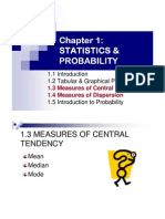 Chapter 1 STATS PROB Part2