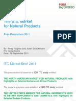 Presentación de  Josef Brinckman (ITC)