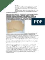 DIFERENÇAS ENTRE MDF E MDP revisado