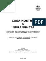 P. Romani, Cosa Nostra e Ndrangheta. Schede descrittive sintetiche