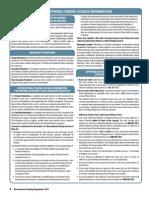 Ontario Sport Fishing Regulations - 2011