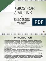 Simulink Basics
