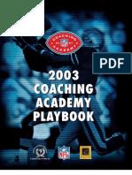 Coaching Academy Playbook