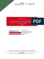 Clusters y Cadenas Productivas
