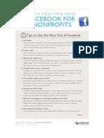 Social Media Tipsheet Pack
