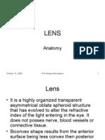 Lens Introduction