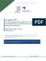 Articulo Matriz Para Planificar Las TIC en I.E.