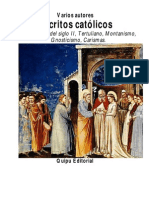 Escritos catolicos