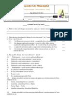 4t2p 7 2010-2011 (Estrutura Interna Da Terra - Sismos )