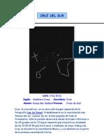 Anonimo - Cruz del Sur. Astronomía