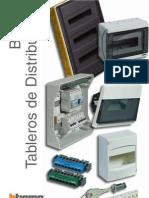 Catalogo Tableros de Distribucion Bticino