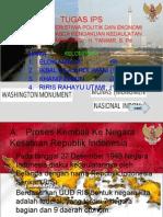 Tugas Ips_peristiwa-peristiwa Politik Dan Ekonomi Indonesia Pasca Pengakuan Kedaulatan