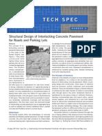 Tech Spec 4 - May 2011 New Design