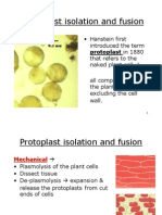 8.Protoplast Technology