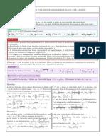 Comment lever une indétermination dans une limite (1/2) ?