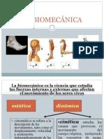 Ppt Biomecanica