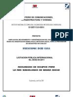 1549421@Proyecto de Bases Sismologia