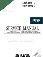 NSX-T99 pdf