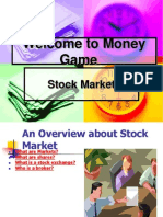 Welcome to Money Game