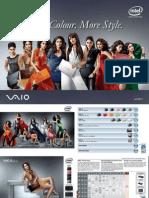 VAIO Catalogue 2011