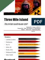 Three Mile Island (Ethical Engineering Study)