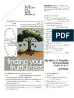 Fruitfulness 11 Psalm 91-9-11 Handout 101611