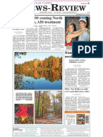 Vilas County News-Review, Oct. 12, 2011 - SECTION A
