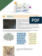 Nederlands 5.b Kalligraferen