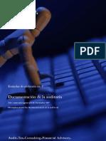 AS-3 Documentación auditoría