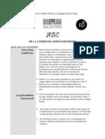 ABC Comu Par Poster