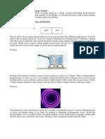 Methods of Thermal Energy Transfer