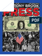 The Stony Brook Press - Volume 33, Issue 3