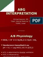 ABG interpertation